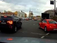 Szalony Kierowca (Crazy VW Beetle Driver)