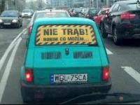 Dziwne sytuacje na polskich drogach