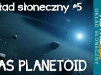 Pas planetoid - Astrofaza Układ Słoneczny 5