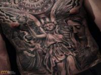 Tatuaże porównywalne ze sztuką