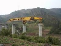 Tak Chińczycy budują wiadukt