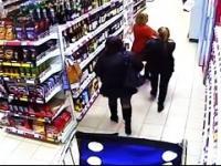 Kradziez Alkoholu z supermarketu w oryginalny sposób