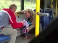 żule w autobusie :)
