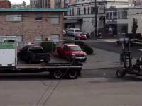 Kierowca wózka widłowego