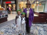 Grupowe przebrania na Halloween 2