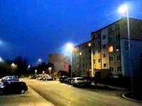 Dyskoteka na ulicach Grudziądza