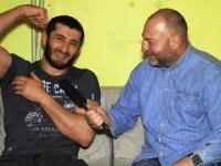 Mamed Khalidov pozdrawia hejterów przed walką z Michałem Materlą (KSW 33)
