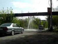 Gdzie są hydraulicy - czyli bezpłatna myjnia w Rosji