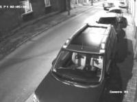 Nieudana próba kradzieży BMW