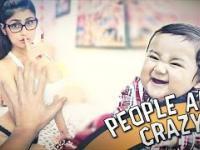Młody wie za co złapać :3 - PEOPLE ARE CRAZY! [19]