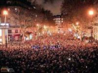 Paryż w trakcie i po serii zamachów