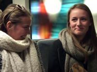 Coca-Cola zatrudniła gościa od śmiania się w metrze