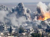 Rosyjskie Helikoptery Atakują ISIS Syria