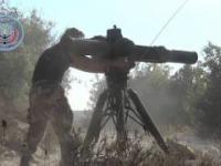 Syryjscy bojownicy niszczą rosyjski śmigłowiec