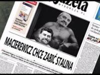 Macierewicz chce zabić Stalina