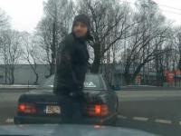 Agresywne zachowanie na drodze