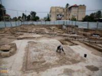 Archeolodzy znaleźli 1700 letnią mozaikę