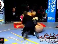 Sędziowie vs fighterzy
