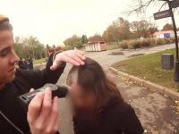 Ruski milioner goli ludzi na łyso za kase