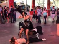 Taniec na ulicy