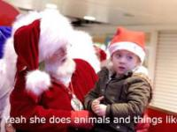 Od rozmowy z Mikołajem nie można się wymigać