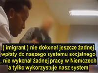 Kierownik niemieckiego urzędu socjalnego vs Imigrant