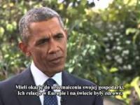Obama wyznaje, że przewrót na Ukrainie to dzieło Ameryki! [2015]