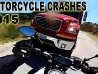 Wypadki motocyklowe kompilacja 2015