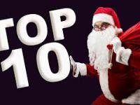 Top 10 Utworów Świąt Bożego Narodzenia