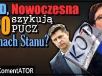 KOD = Nowoczesna i PO szykują Zamach Stanu!!!