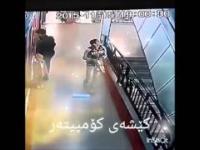 Facet ratuje dziecko od groźnego upadku