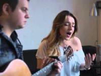 Adele - I miss you (Adele 25) - Paulina Romaniuk & Krzysztof Kowalczyk acoustic cover