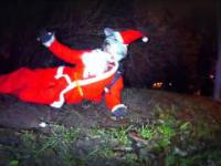 Christmas nightmare...bad santa