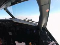 Życie zza kokpitu samolotu. NGenialne ujęcia