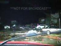 12-26-15 Rowlett, Texas Wedge Tornado - Apartments Damaged near I30
