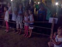 Ostry koncert