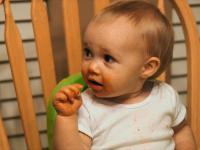 Kichanie podczas jedzenia