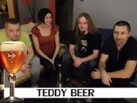 Teddy Beer: degustacja piwa z Biedronki - Leffe Royale