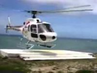 Ekstremalne lądowanie helikopterem