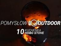 Pomysłowy outdoor - 10. Kuchenka Hobo Stove