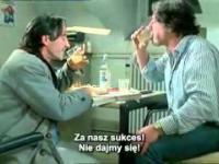 Reklama Wyborowej w filmie Betty Blue (1985)