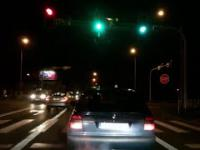 Omijanie czy już wyprzedzanie na skrzyżowaniu?