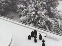 Franciszkańska bitwa na śnieżki