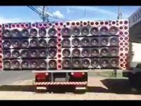 Imprezowy bassbus - Moc max 48.000 WAT !!! (48x1000 WAT)