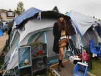 Bezdomni w Nowym Meksyku