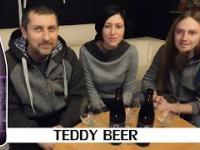 Teddy Beer: degustacja piwa Mrok z browaru Baba Jaga