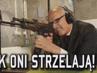 Janusz Korwin-Mikke -Jak oni strzelają! #1