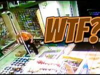 Desperat pociął się w sklepie na oczach personelu Polska ! WTF? +18
