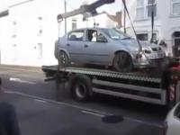 Mojego samochodu nie zabierzecie!