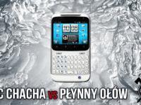 HTC CHACHA vs płynny ołów   Q&A   10k widzów
